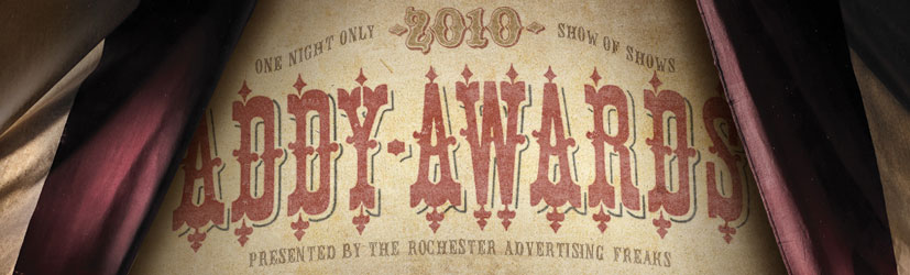 2010 Rochester ADDY® Awards