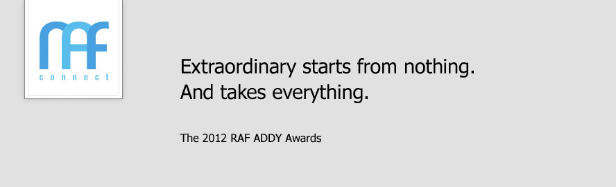 2012 Rochester ADDY® Awards