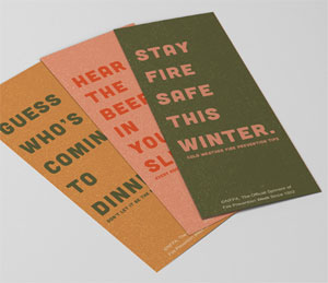 NFPA Brochure Series Redesign
