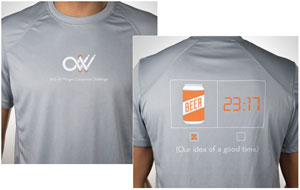 CW Corporate Challenge T-Shirt