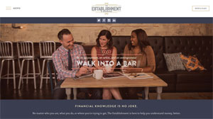 The Establishment by MassMutual - Website