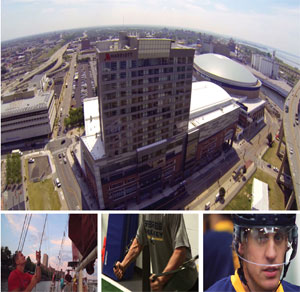 Buffalo Sabres 2015 Video Board Open