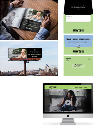 UNTYS Integrated Media Campaign