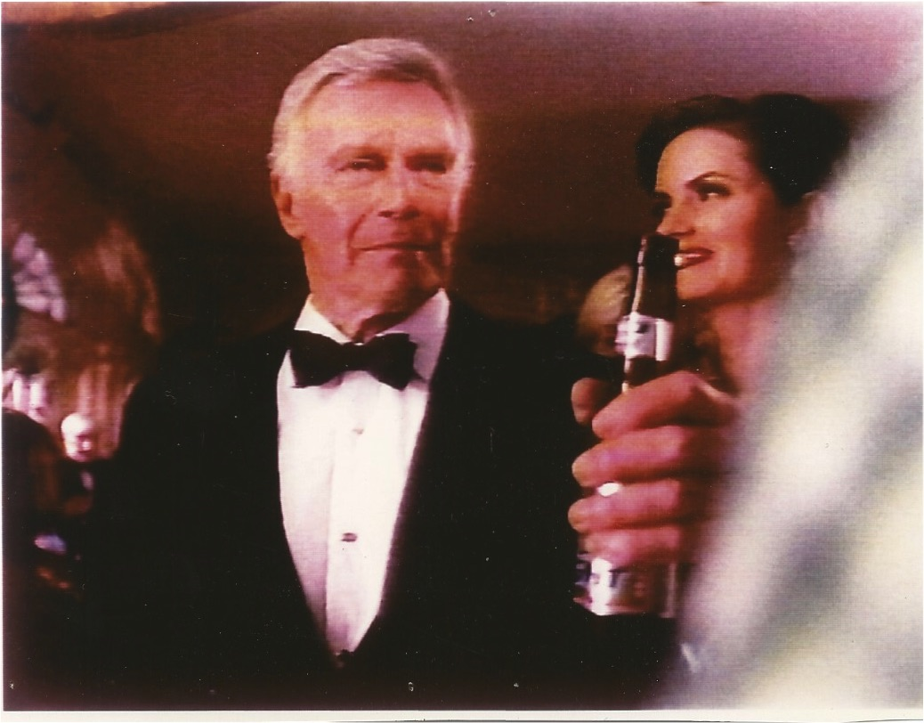 Charlton Heston  ' Budweiser I Love you Man'