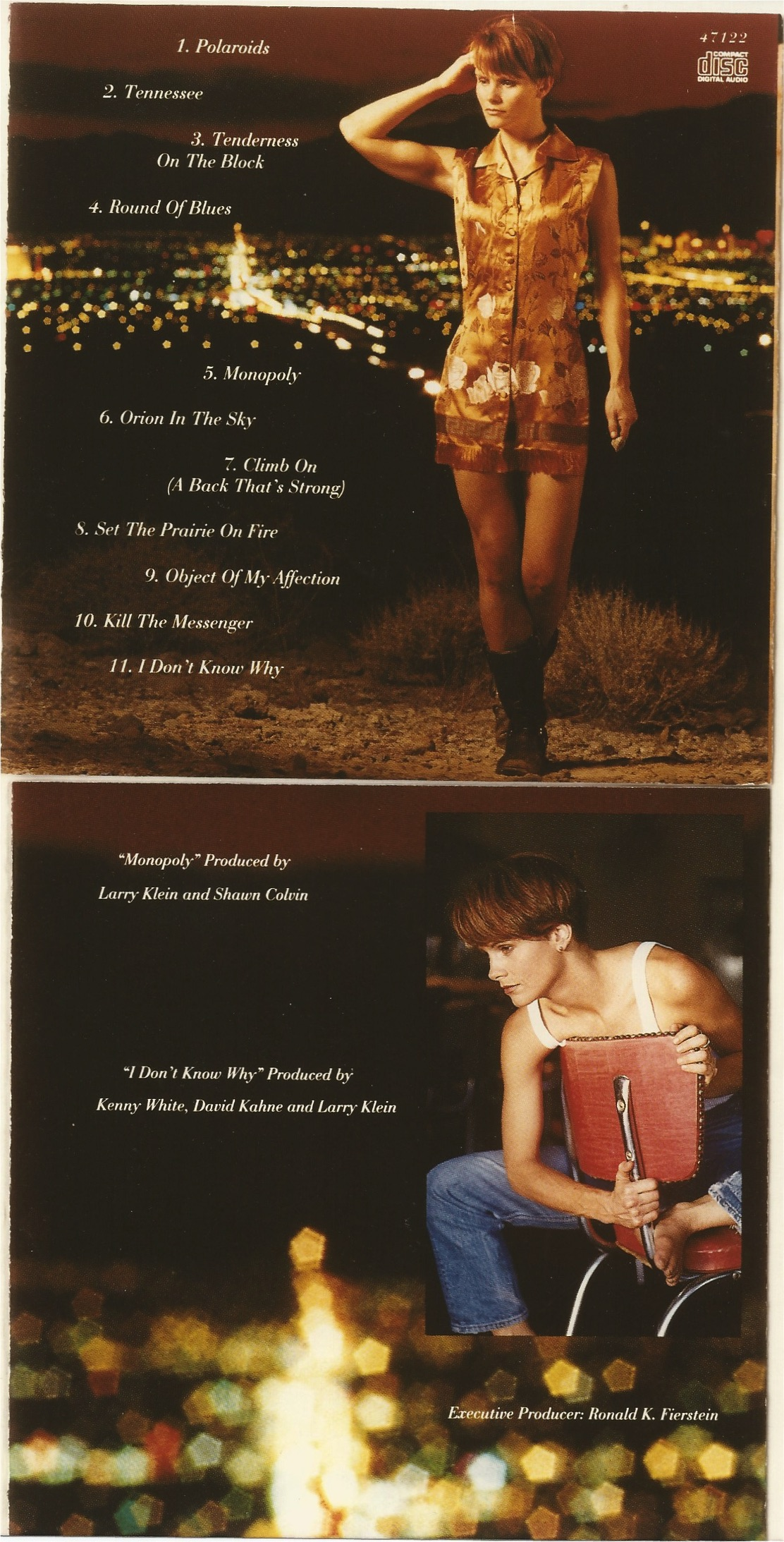 Shawn Colvin Album Cover