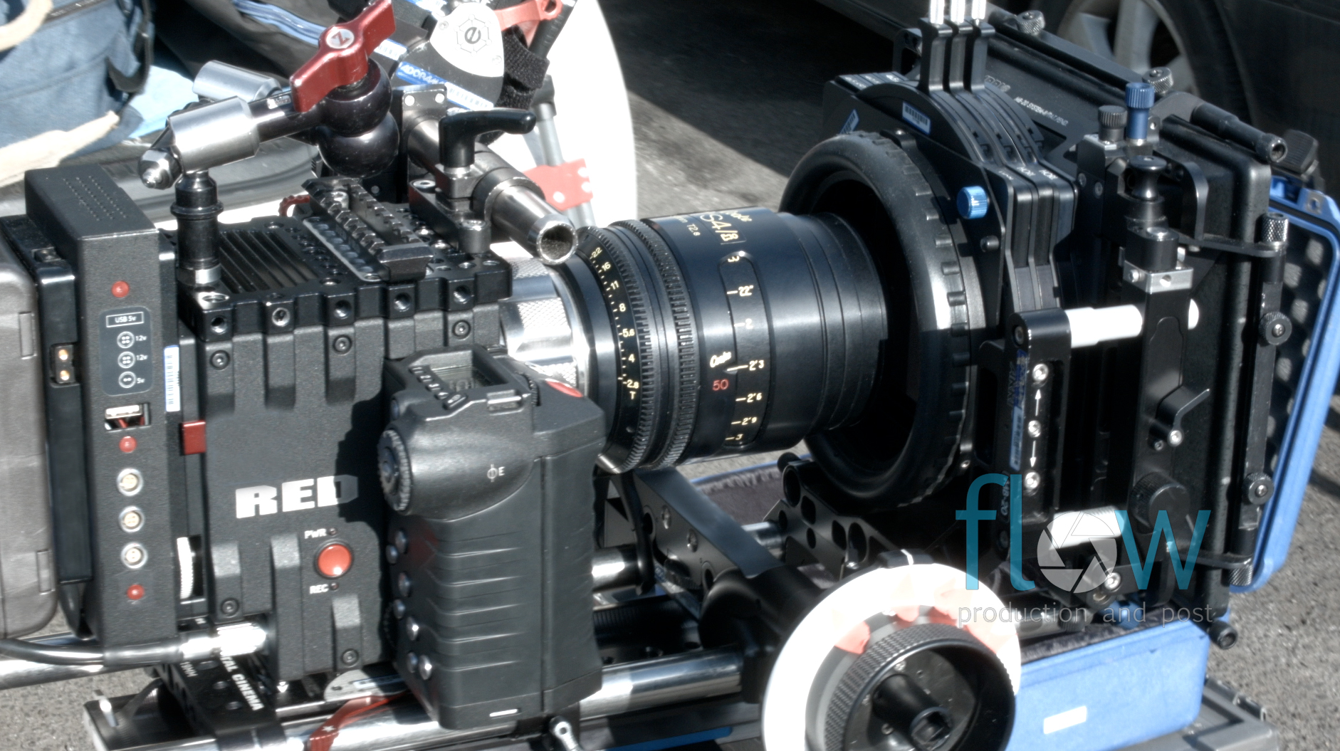 Complete commercial production services