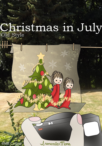 Christmas in July - Story Telling