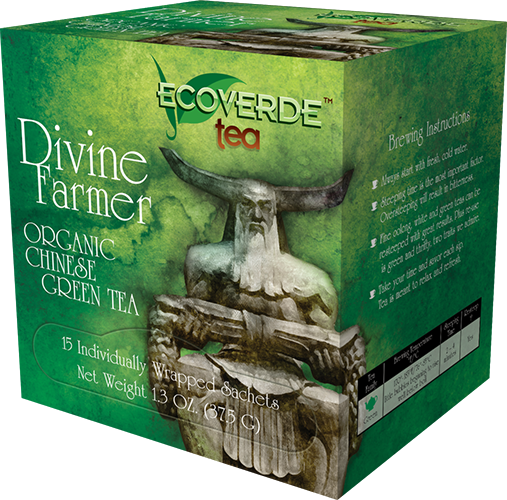 Divine Farmer Green Tea