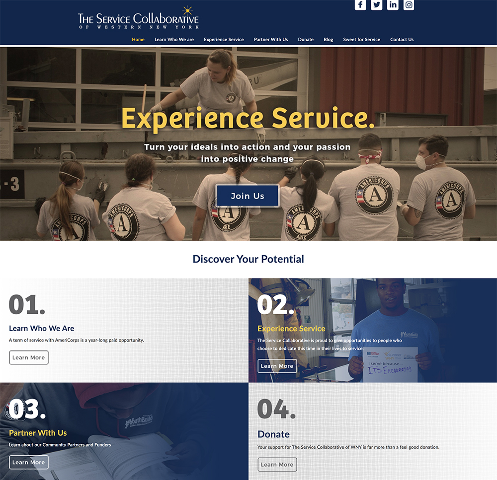The Service Collaborative of WNY