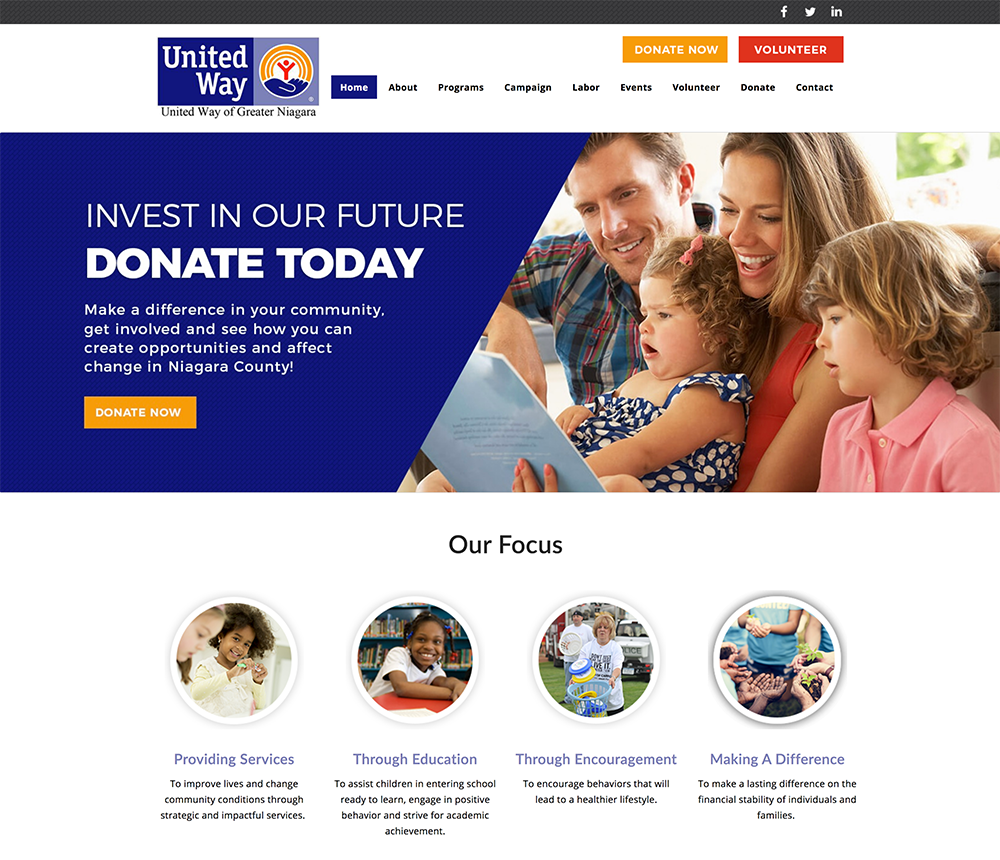 United Way of Greater Niagara