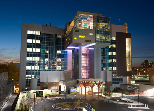 Upstate Golisano Children's Hospital