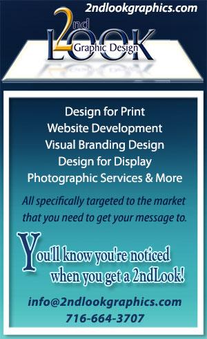 2ndLook Graphic Design