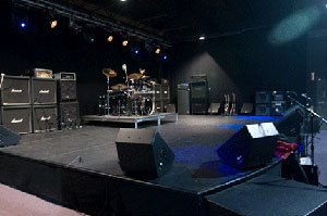 Evolution Sound Stage