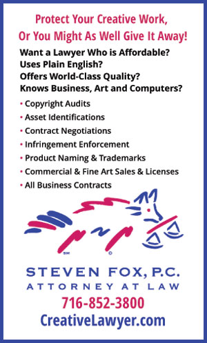 Steven Fox - Copyright, Trademark, Internet Law Attorney