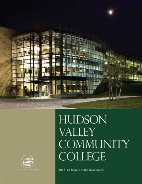 Hudson Valley Community College Report To The Comm
