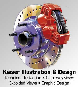 Kaiser Illustration and Design