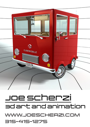 Joe Scherzi Illustration