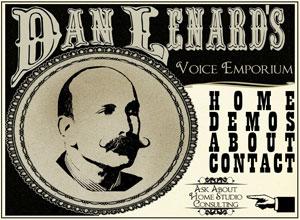 Dan Lenard � Buffalo Voice Over Talent