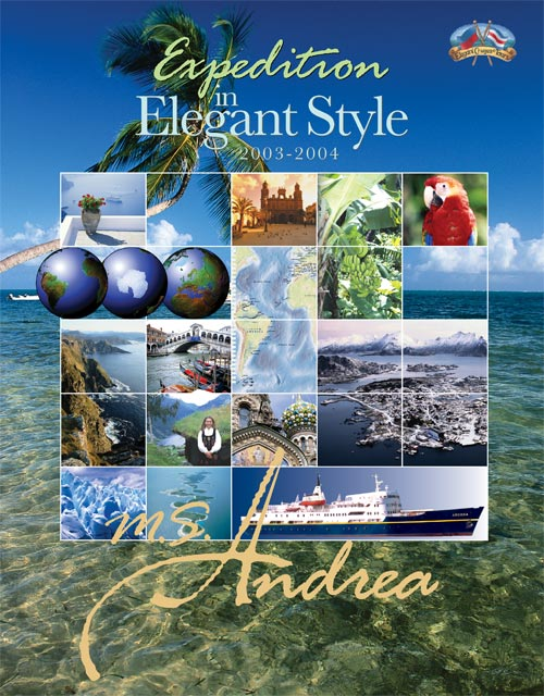 Elegant Cruises & Tours Brochure