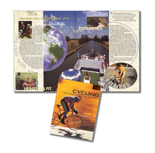 Passport to Health & Adventure-Cycling
