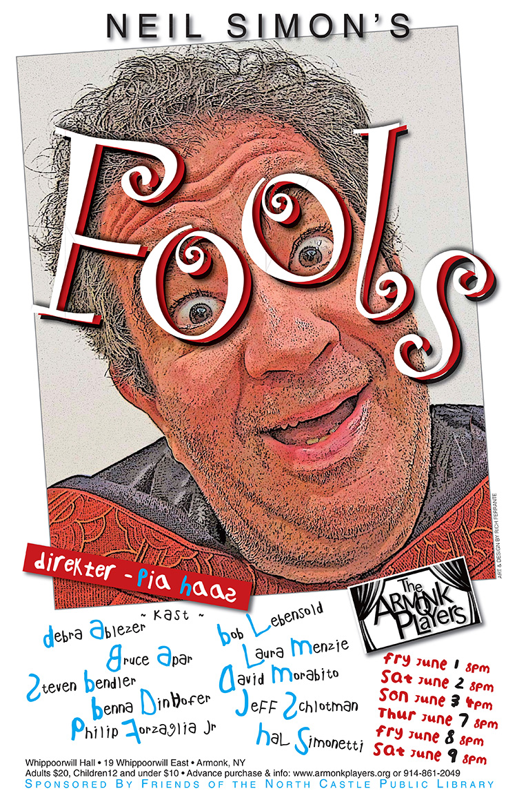 Armonk Players Theater Posters