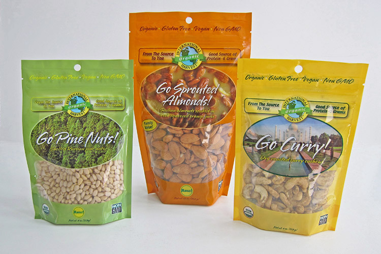 International Harvest - Organic Snacks