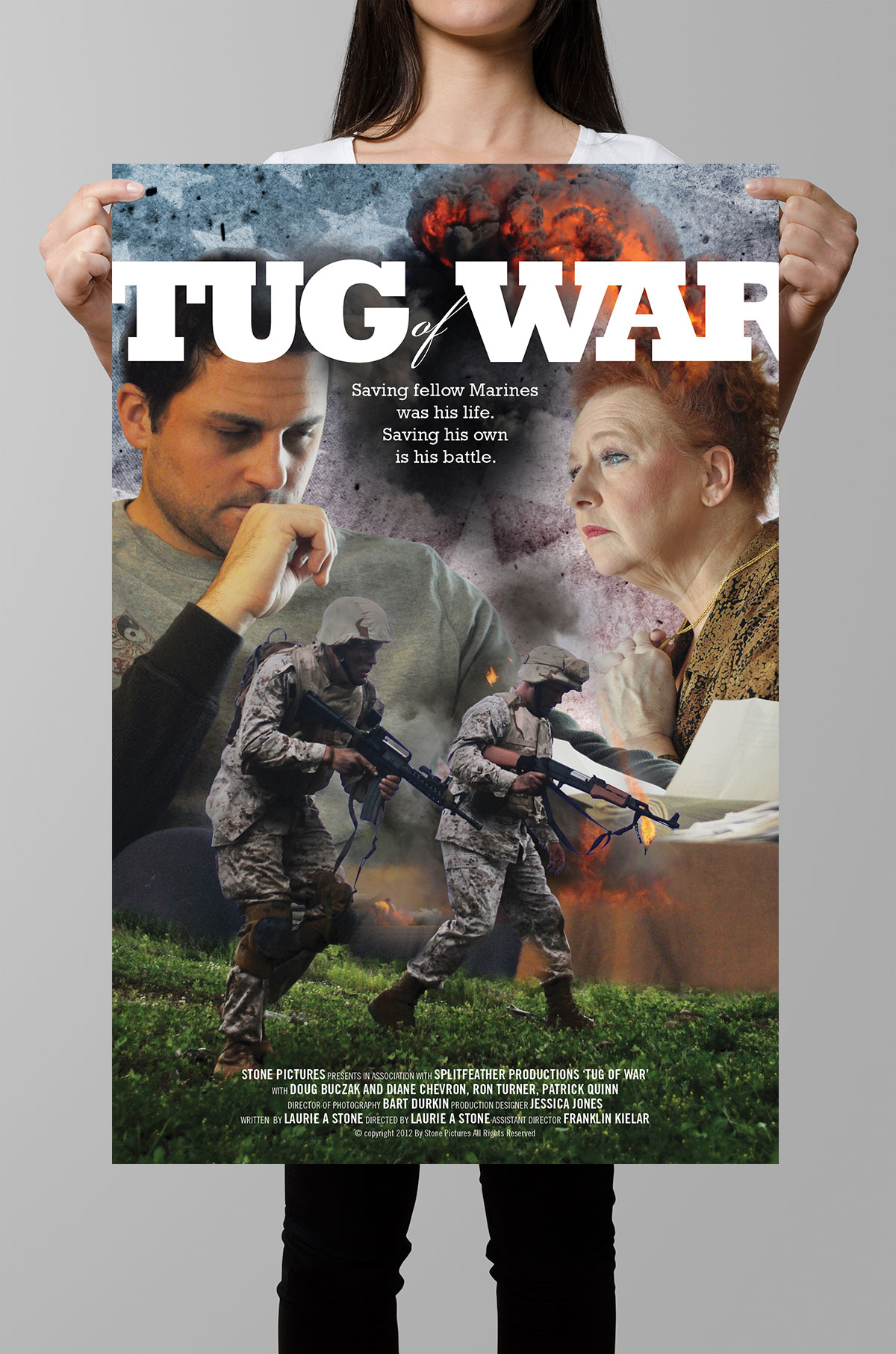 Tug of War movie poster