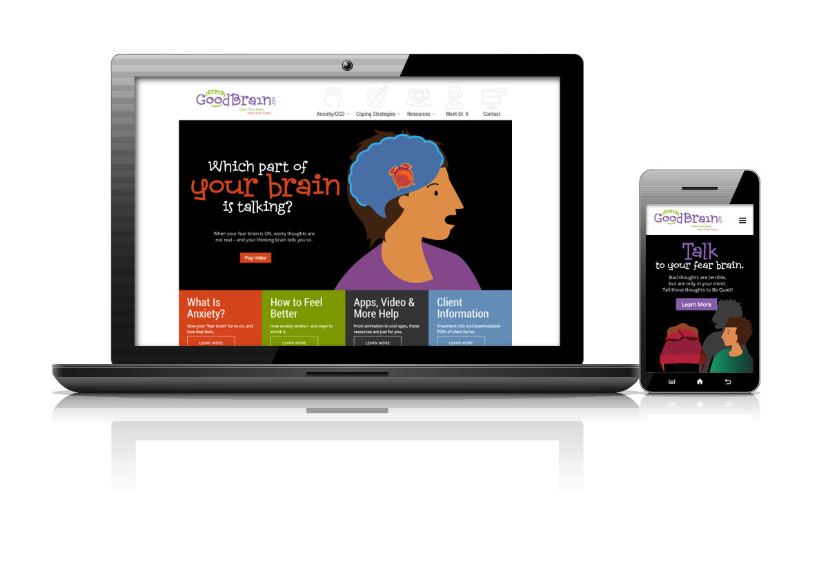 GoodBrain website