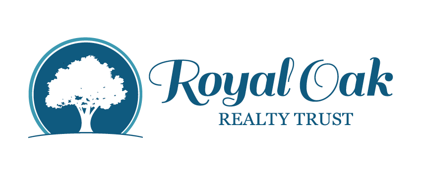 Royal Oak Realty Name and Logo