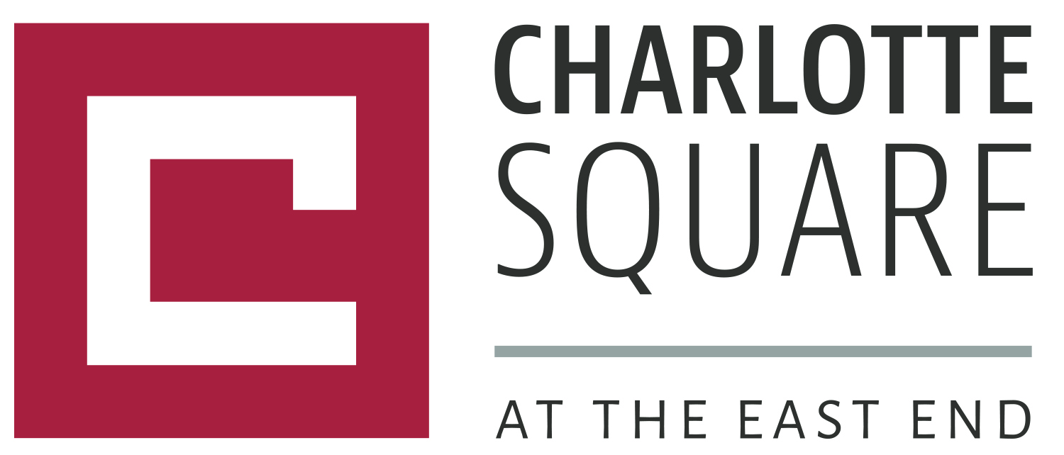 Charlotte Square at the East End Name and Logo