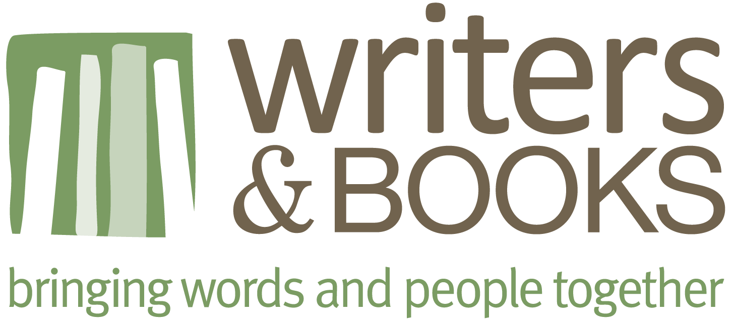 Writers & Books Logo and Tagline