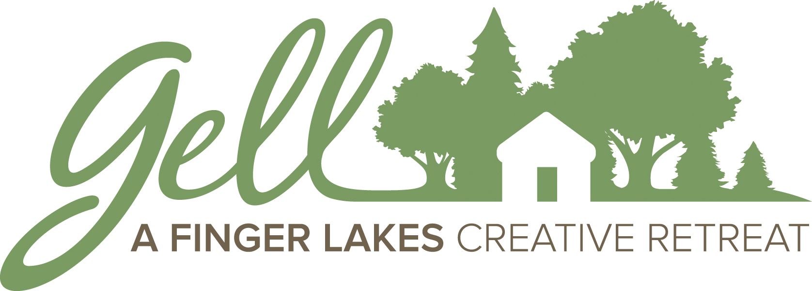 Gell Center of the Finger Lakes Name, Logo and Tagline