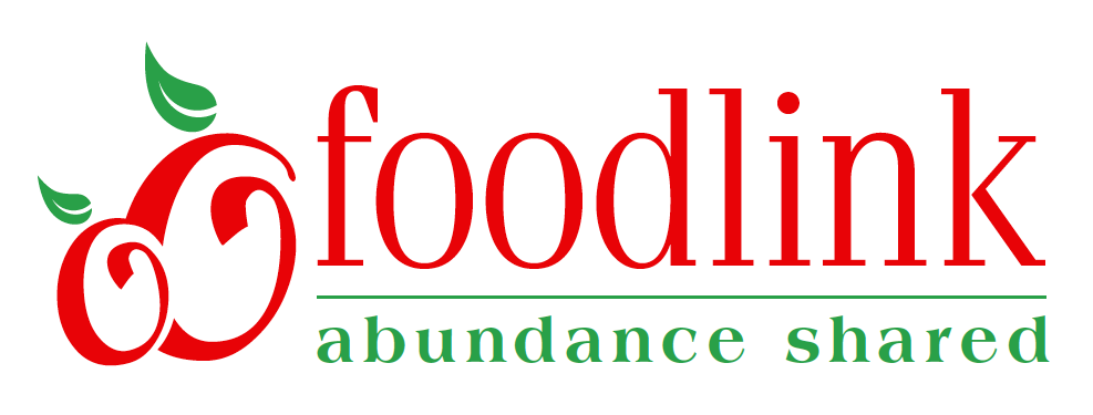 Foodlink Logo and Tagline