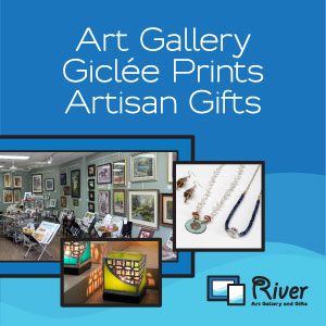 River Art Gallery & Gifts Featured Graphic