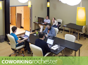 Coworking Rochester