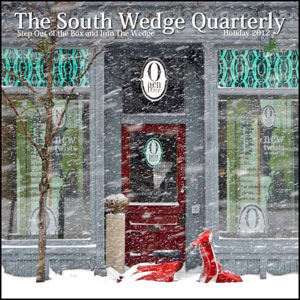 The South Wedge Quarterly Featured Graphic