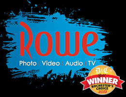 Rowe Photo • Video • Audio