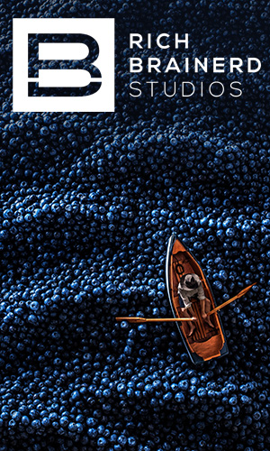 Rich Brainerd Studios Featured Graphic